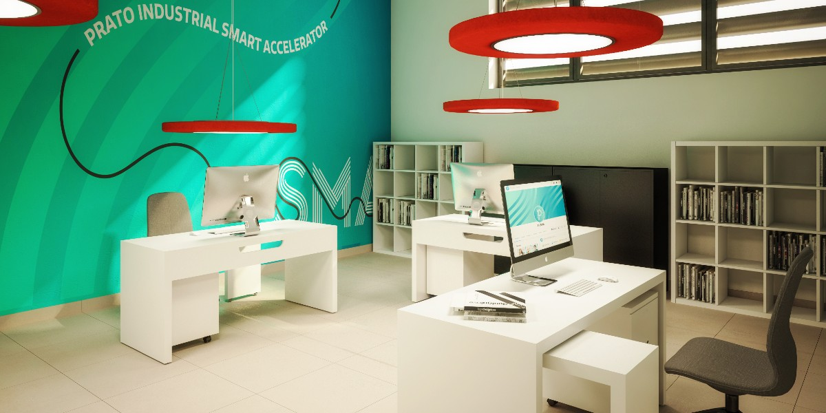 Area coworking startup via Galcianese
