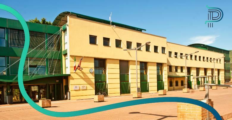 Sede di Prisma presso il Polo Universitario di Prato PIN