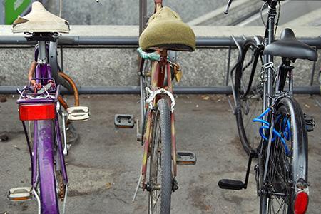 Parcheggio bici - CARD