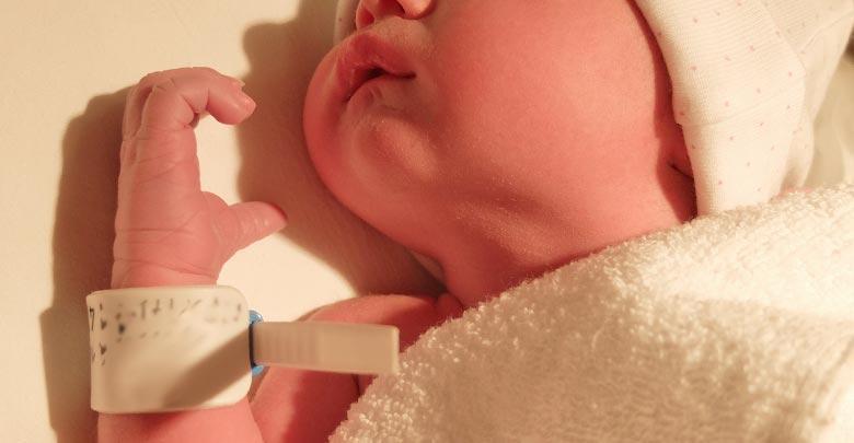 Denunciare la nascita di un figlio