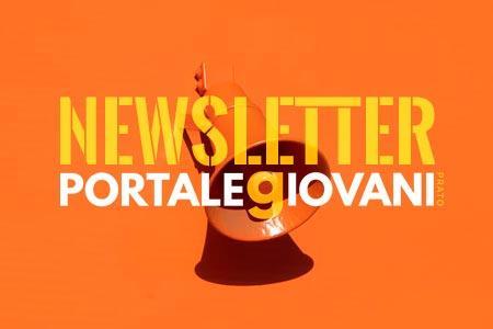 Newsletter portale giovani