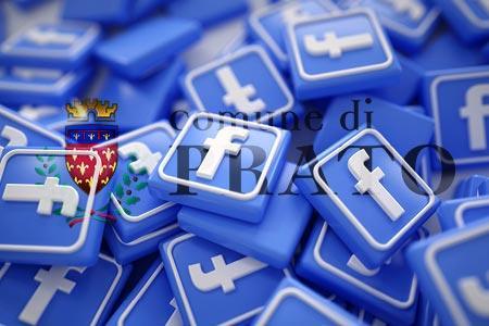 Facebook Comune di Prato