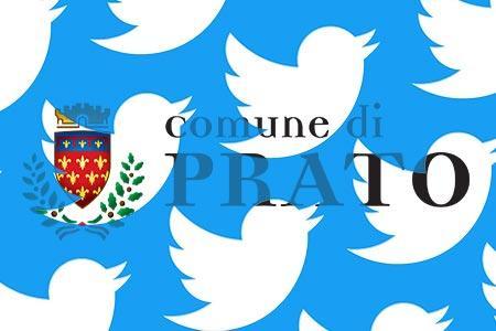 Twitter Comune di Prato