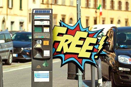 Parcheggio gratuito d\'agosto - CARD