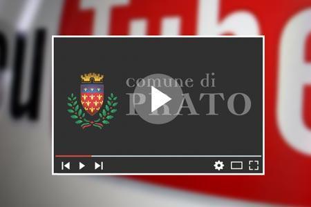 Youtube Comune di Prato