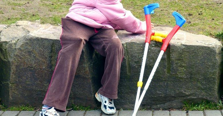 Sostegno portatori handicap
