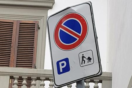 Parcheggio carico/scarico