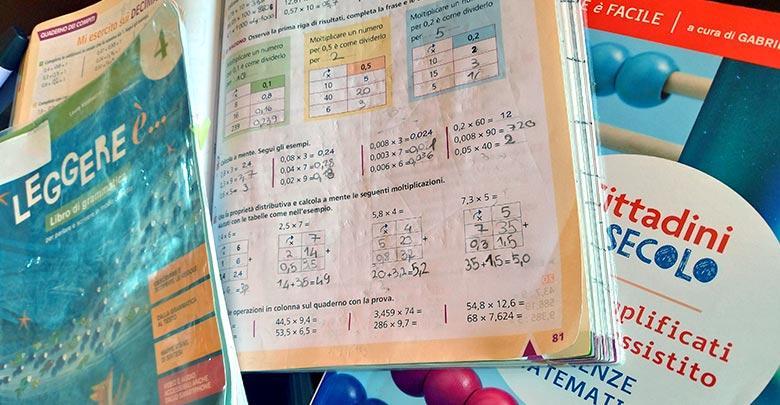 Libri gratuiti per scuola primaria