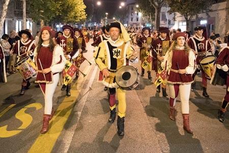 Autorizzazione processioni, cortei, eventi
