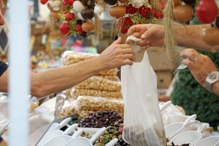 Calendario mercati settimanali