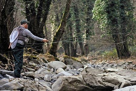 Licenza di pesca