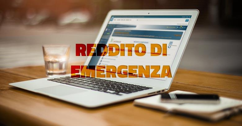 Reddito di emergenza - PAGINA