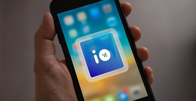 Applicazione IO su smartphone